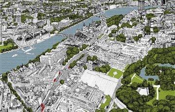 Picture of London by Clare Halifax