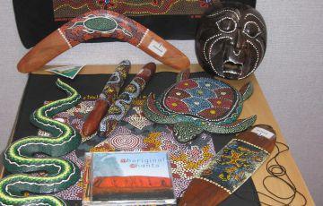 Aboriginal artefacts