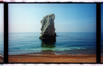 Photo of sea landscape