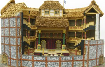 Photo of Shakespeare's globe