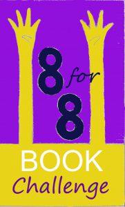 Book challenge logo