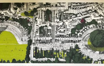 Picture of Bath by Clare Halifax