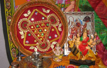 Hinduism artefacts