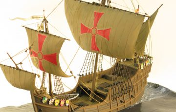 Photo of tudor ship